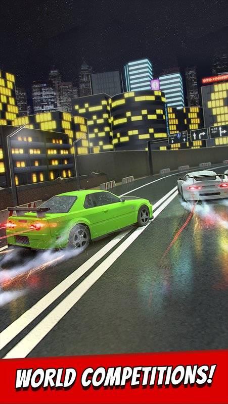 跑車 賽車 遊戲 狂野飆車 飛車 模擬 兒童 競賽截图8