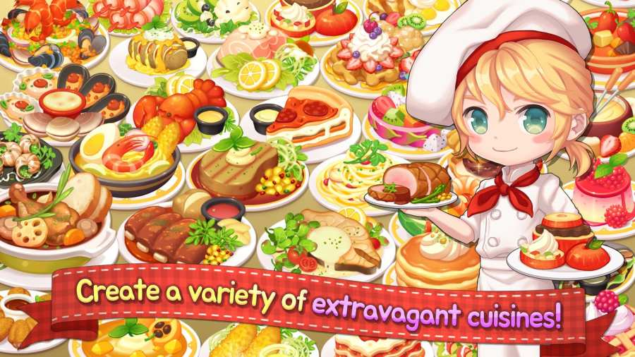 萌萌餐廳截图2