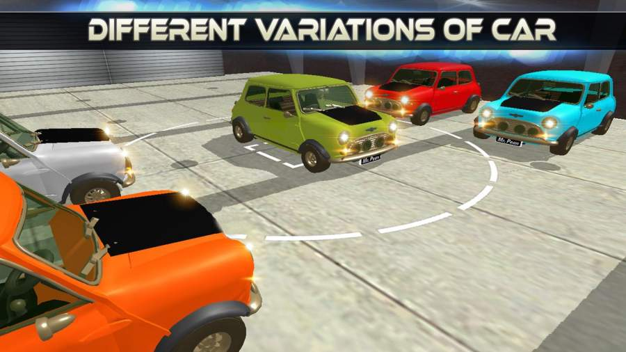 先生 波安 汽车 城市 冒险 -  游戏 为 开玩笑截图4