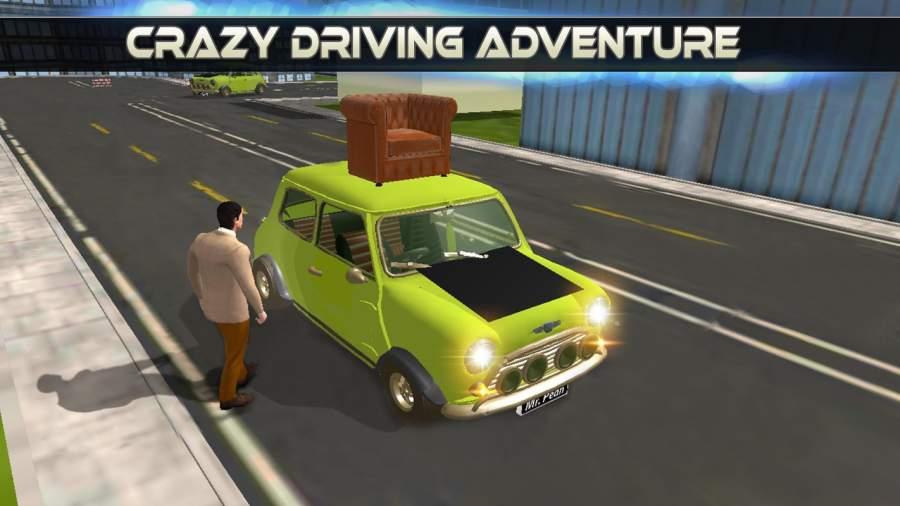 先生 波安 汽车 城市 冒险 -  游戏 为 开玩笑截图6