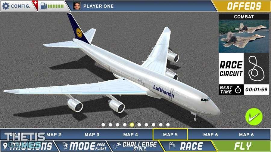 Real RC Flight Simulator 2017 Free截图0
