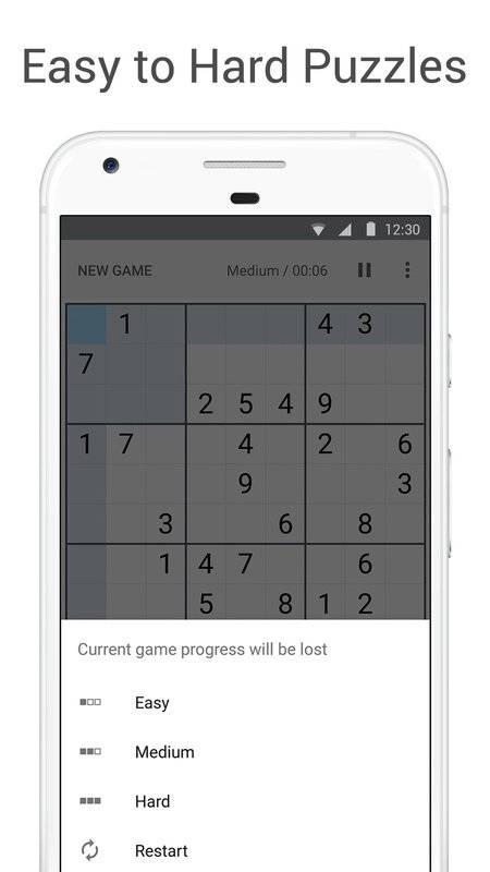 Sudoku - Classic Logic Puzzle Game截图6