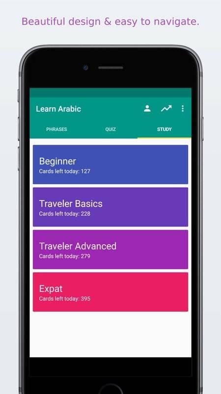 轻松学阿拉伯语截图4