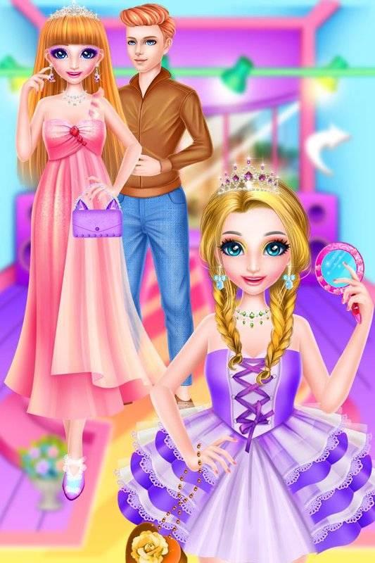 公主的爱情- 野牛 & 王子?截图1
