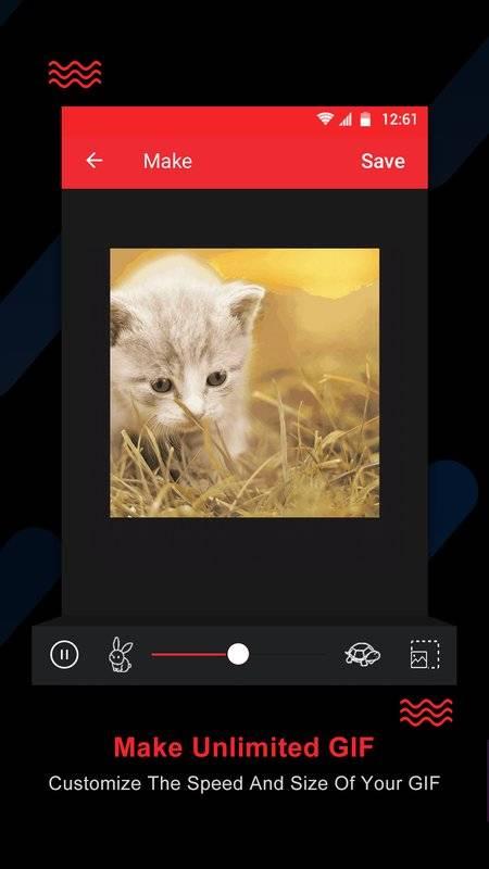 GIF制作 – 生动照片,连拍,视频提供给GIF制作者以及动画创作者截图1