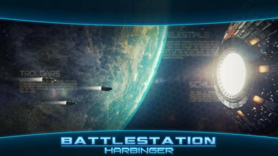 作战部队:先驱号 Battlestation:Harbinger截图0