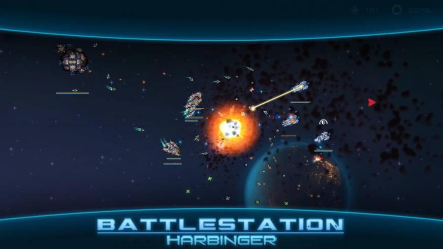 作战部队:先驱号 Battlestation:Harbinger截图1