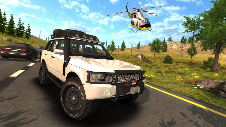 Crime Car Driving Simulator截图0
