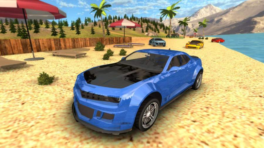 Crime Car Driving Simulator截图5