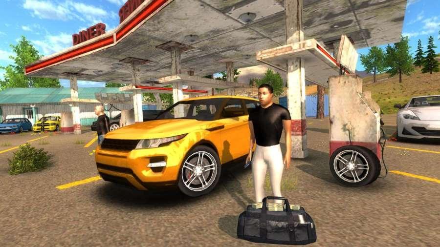 Crime Car Driving Simulator截图7