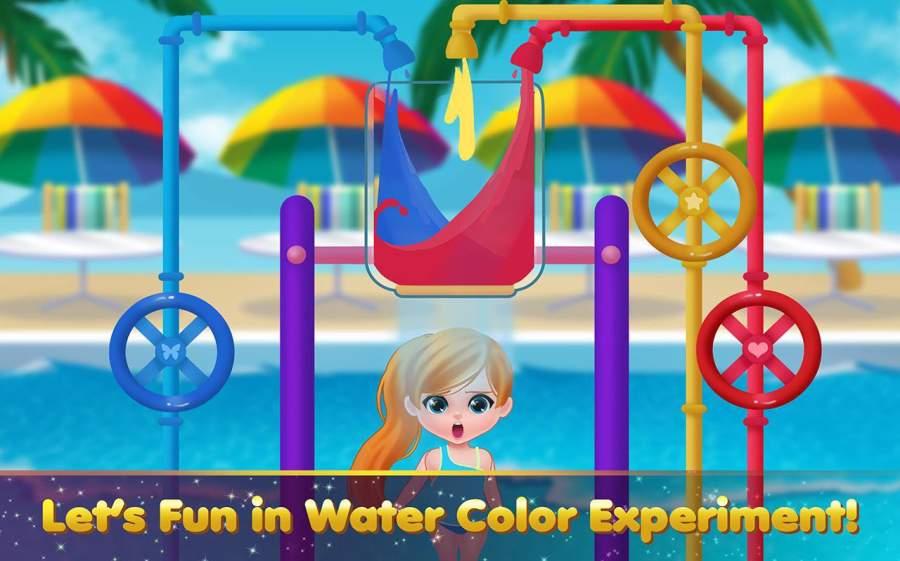 水上公园避暑游玩水上游戏截图3
