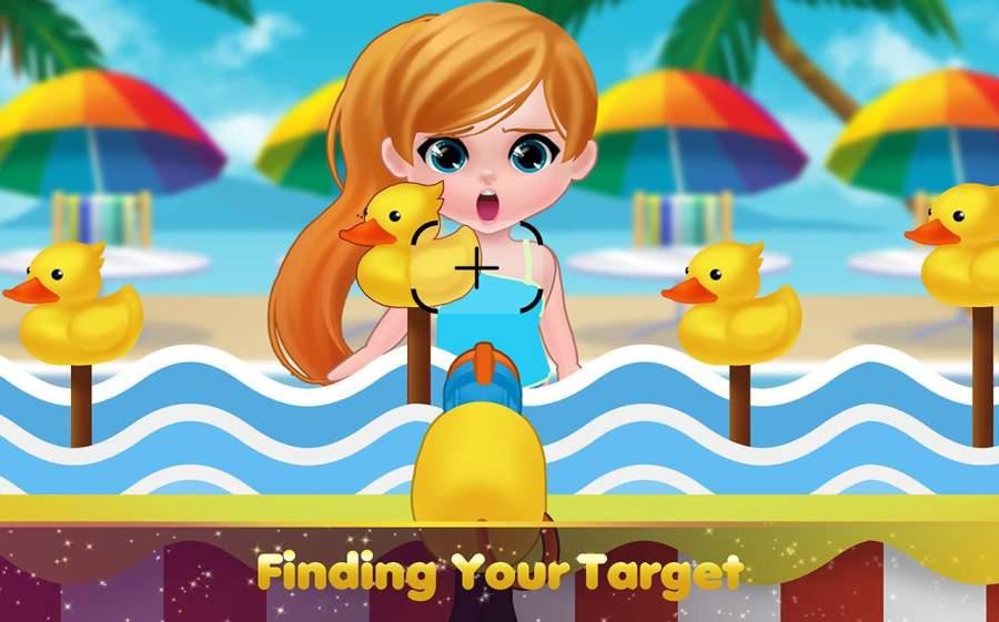 水上公园避暑游玩水上游戏截图5