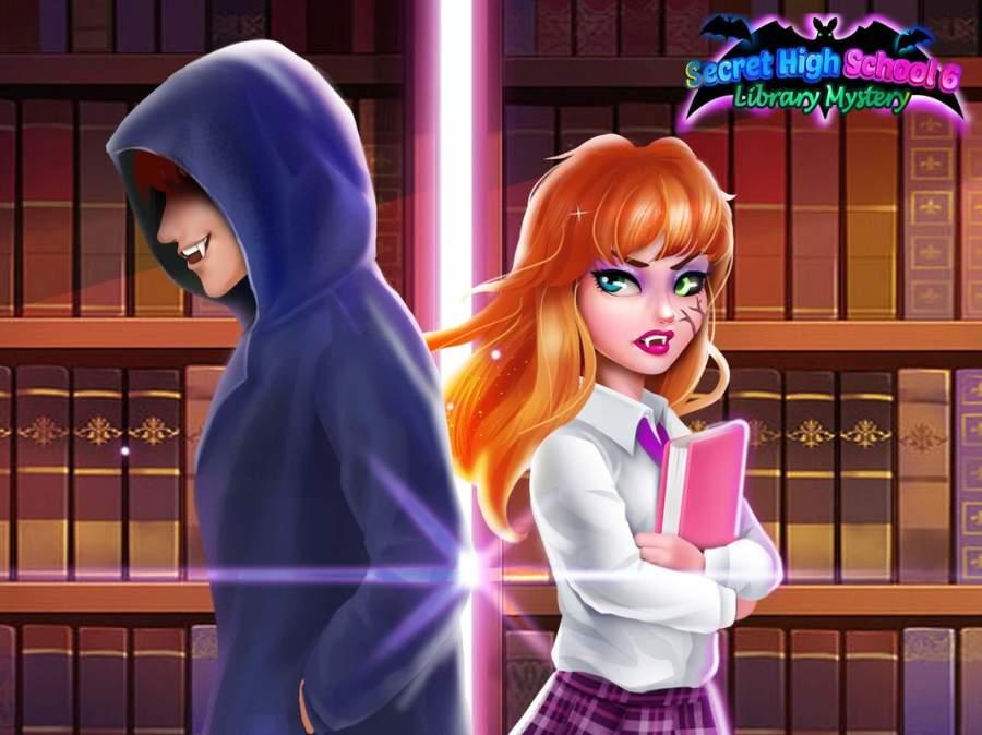 隐秘校园6-图书馆的神秘人截图3