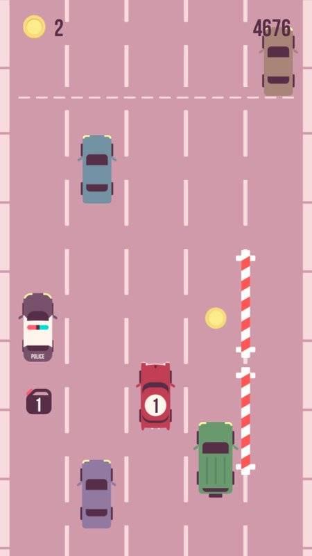 骑手碰撞 -
