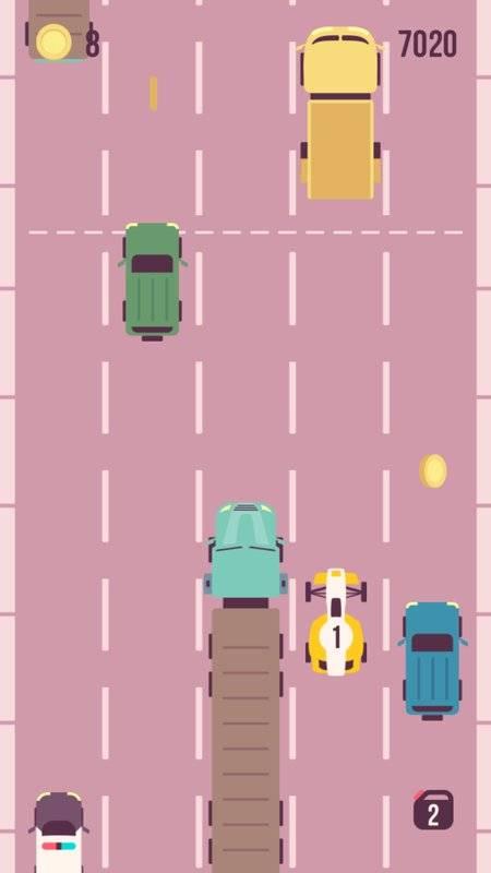 骑手碰撞 -截图2