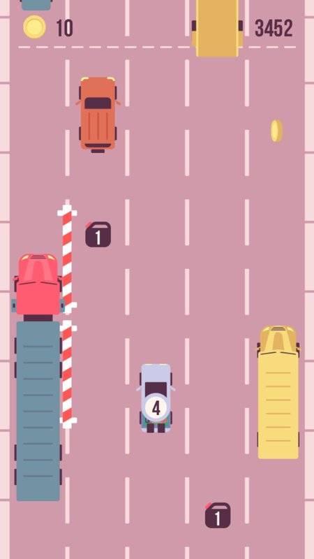 骑手碰撞 -截图3