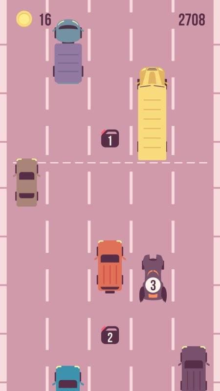 骑手碰撞 -截图4