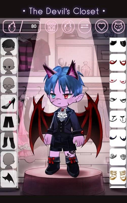 恶魔衣橱截图2