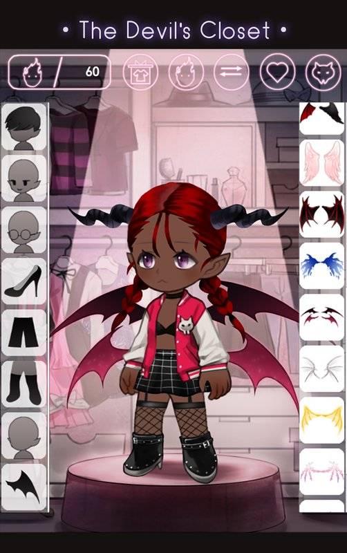 恶魔衣橱截图3