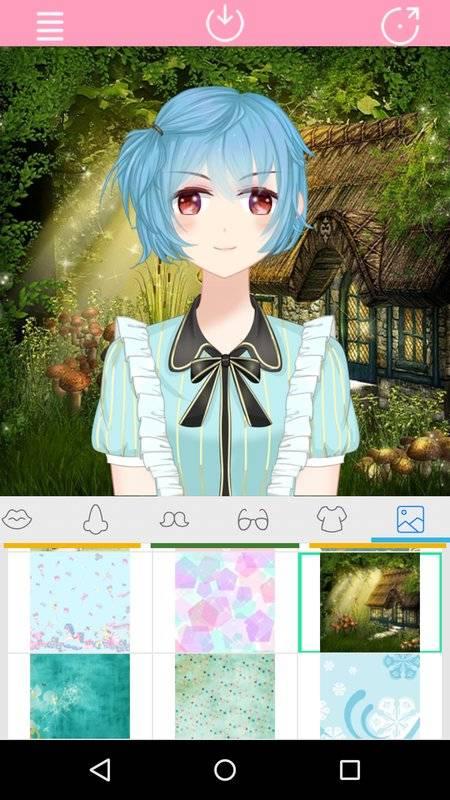 Anime Avatar Maker 2截图4
