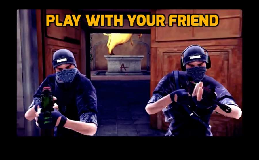 COPS HD for Critical Ops 2 Online FPS game