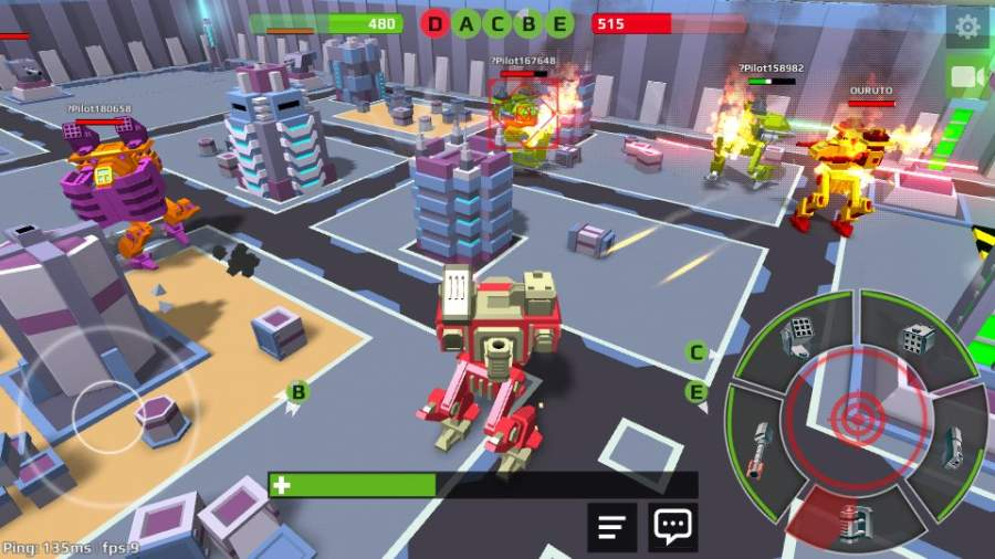Grand Robots Battleground截图3