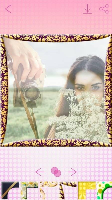 图片 混合 拍照 效果