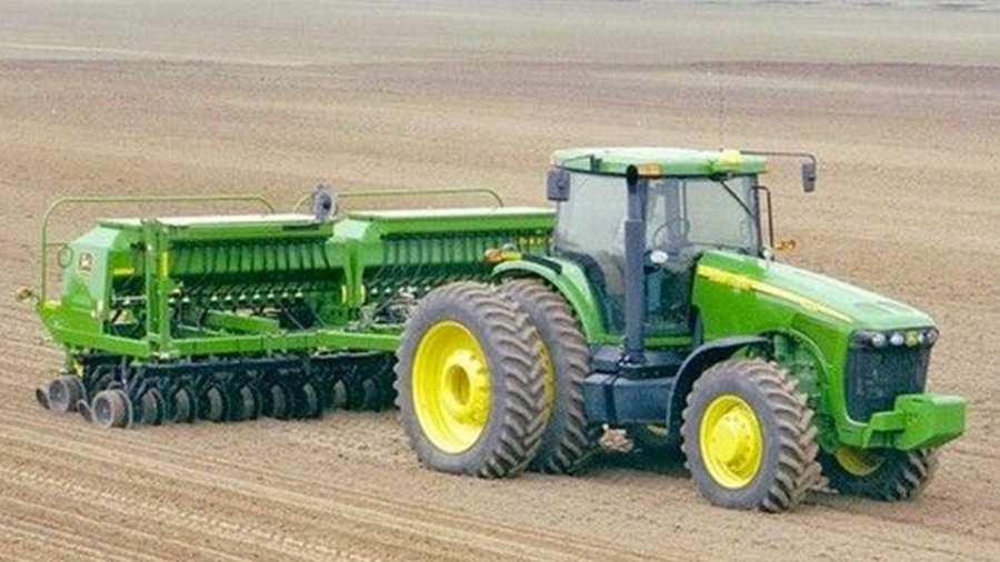 3D拖拉机:农业模拟器截图1