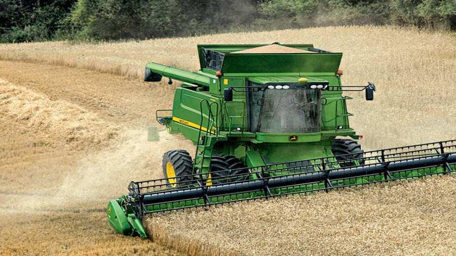 3D拖拉机:农业模拟器截图2