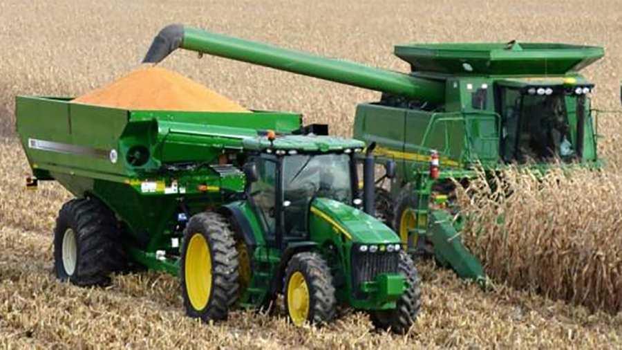 3D拖拉机:农业模拟器截图3