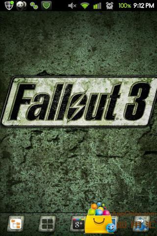 桌面主题-fallout截图2