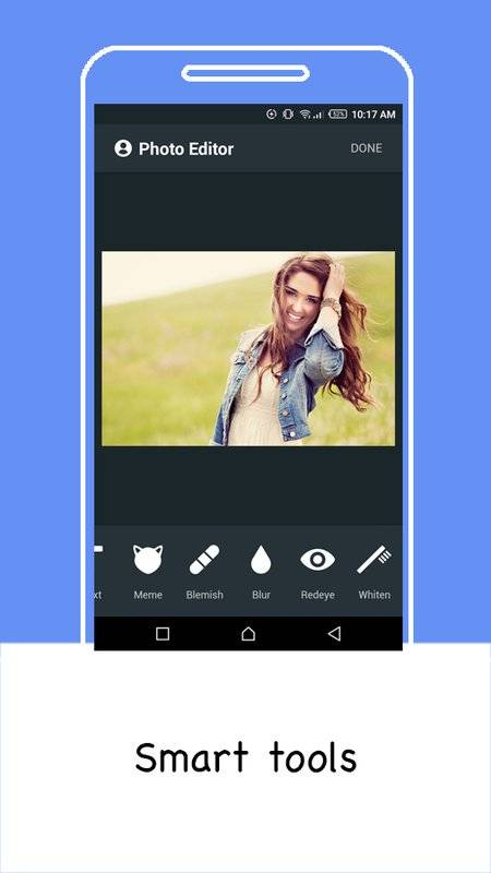Pixol - Photo editor for selfie with DSLR effects截图0