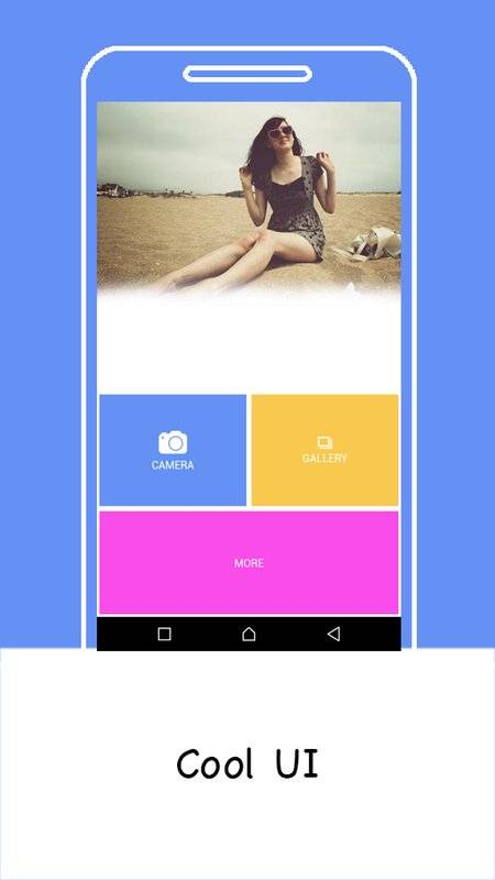 Pixol - Photo editor for selfie with DSLR effects截图3