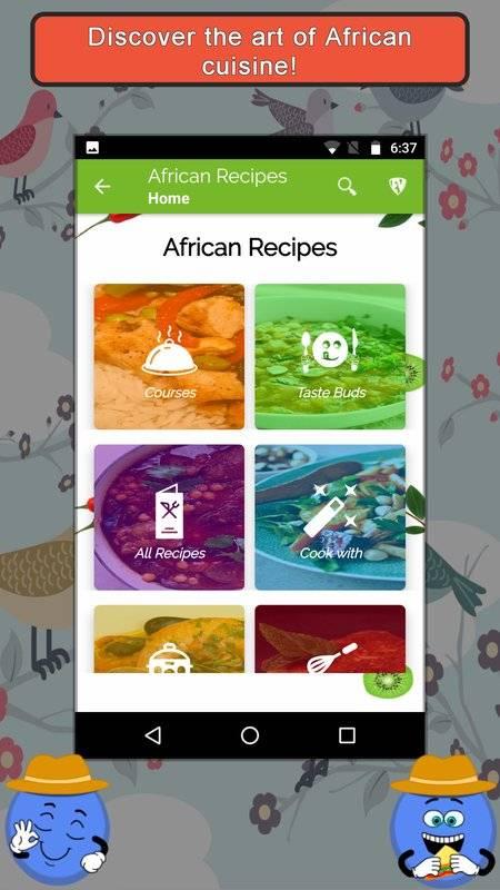 非洲食物食谱