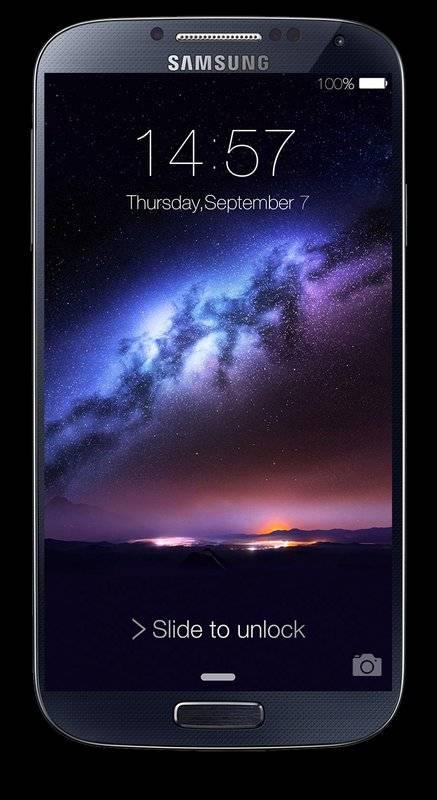 Phone8 Screen Lock截图0
