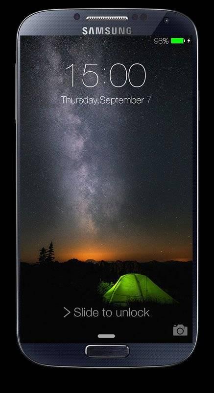 Phone8 Screen Lock截图3