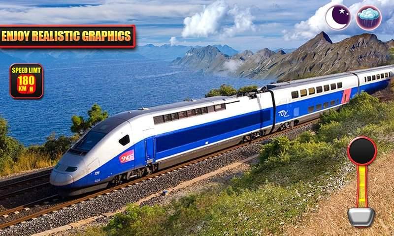 欧洲列车驾驶模拟3D截图0