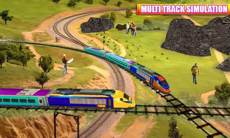 欧洲列车驾驶模拟3D截图1