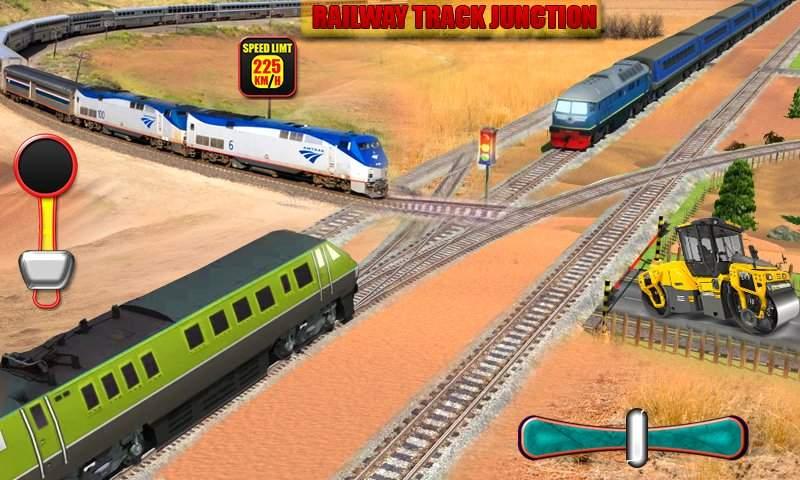 欧洲列车驾驶模拟3D截图3