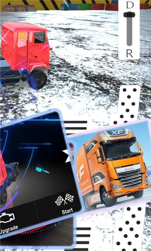 3D卡车驾驶模拟截图1