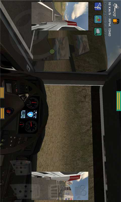 3D卡车驾驶模拟截图4