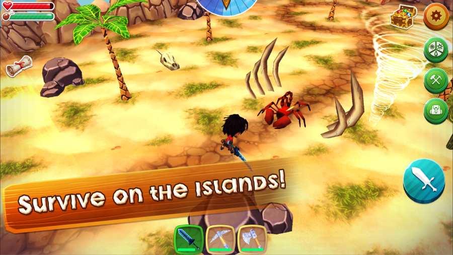 生存岛幸存者-天气领主截图2