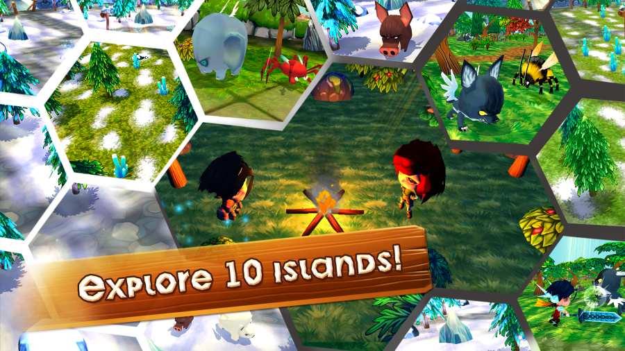 生存岛幸存者-天气领主截图4