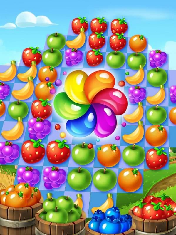 农场欢乐时光:水果飞溅截图2