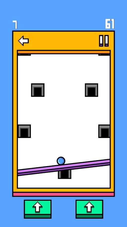滚动的球截图3