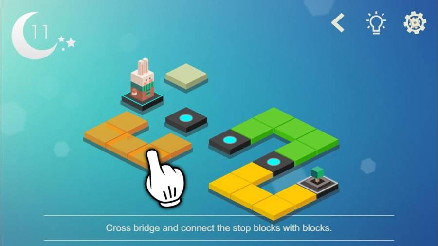 连接:建造木块桥