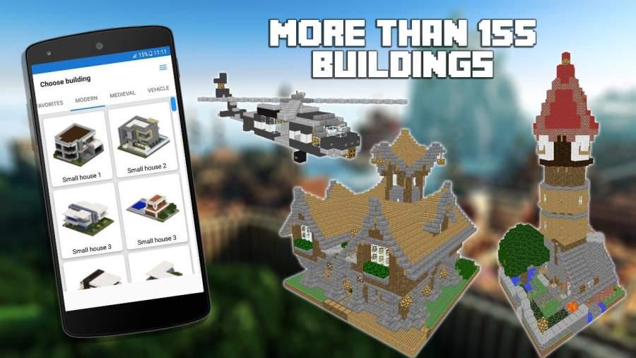 3D Blueprints for Minecraft截图3