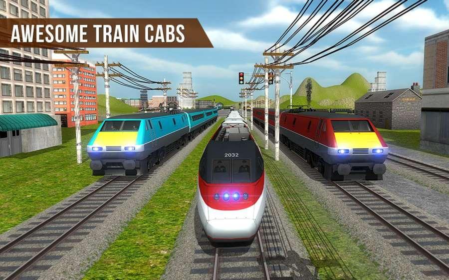 火车驾驶模拟器2017-欧速赛3D截图10