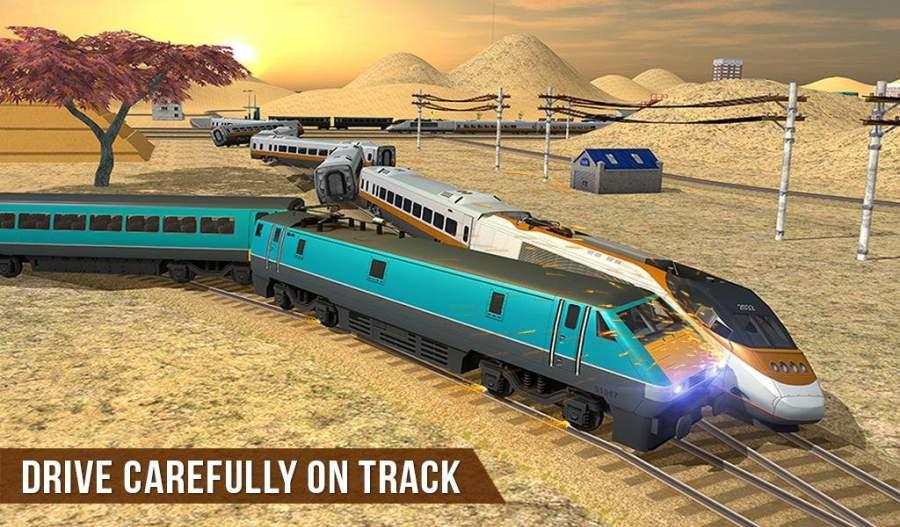 火车驾驶模拟器2017-欧速赛3D截图3