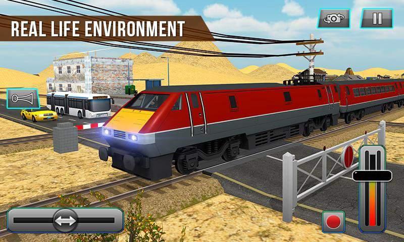 火车驾驶模拟器2017-欧速赛3D截图5